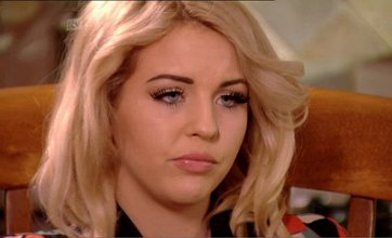 Lydia Bright worried about TOWIE axe