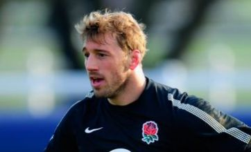 Chris Robshaw named England rugby captain – after just one appearance