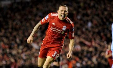 Craig Bellamy unveils unique touchline dance routine during Liverpool win