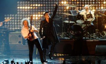 American Idol's Adam Lambert claims he's Queen's new frontman