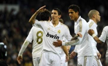 Chelsea lining up move for Real Madrid's Angel Di Maria