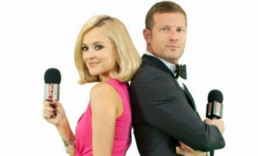 Dermot O'Leary and Fearne Cotton land E! Red Carpet Bafta gig