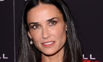 Demi Moore on 'total lockdown' in rehab as she battles eating disorder