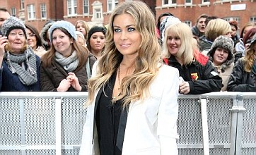 Chilly reception for Carmen Electra as Simon Cowell returns to rescue Britain's Got Talent