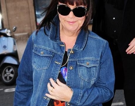 Dawn French has married boyfriend Mark Bignell after two-year romance