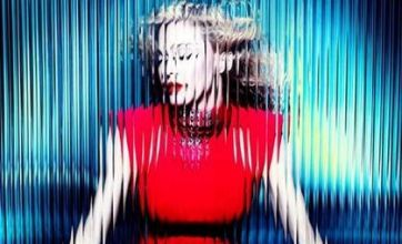 Madonna unveils another new cover for MDNA after Super Bowl gig