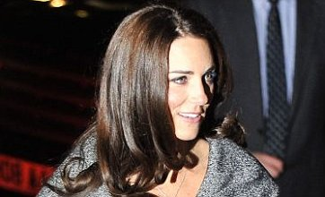 Kate Middleton is a picture on solo debut at National Portrait Gallery
