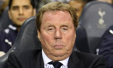 Harry Redknapp 'part-time England role' sets Spurs on FA collision course