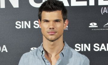 Taylor Lautner: The Brazilian national guard had to save me from fans once