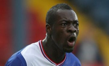 Chris Samba set for Blackburn return 'despite continued transfer demands'