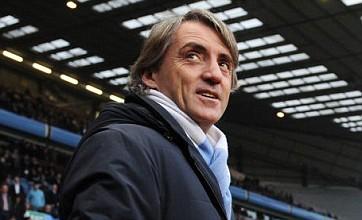 Roberto Mancini hints at burying the hatchet with Carlos Tevez