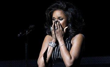Whitney Houston death: Jennifer Hudson pays tribute at Grammys