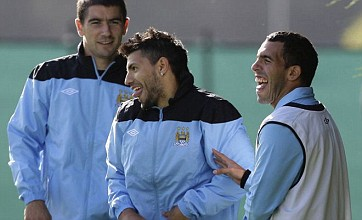 Carlos Tevez is welcome back at Manchester City, say players