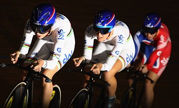 Joanna Rowsell: Olympic selection fight proves Britain's got talent