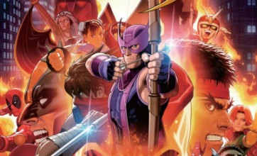 Ultimate Marvel Vs. Capcom 3 PS Vita review – portable battle