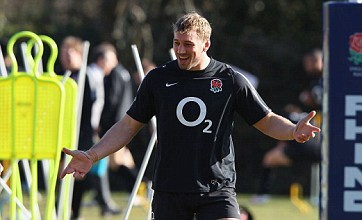 Chris Robshaw: Will Carling has been giving me tips on England captaincy