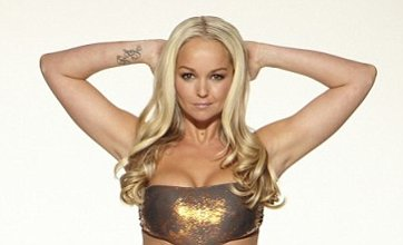 Jennifer Ellison shows off new bikini figure in workout DVD photos