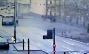 Bus driver jailed for mowing down cyclist