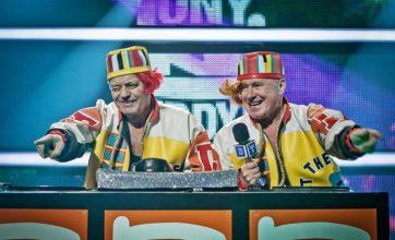 Let's Dance For Sport Relief sees Tony Blackburn and David Hamilton exit