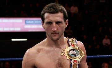 Carl Froch: I've dragged out fights so that my family can win money
