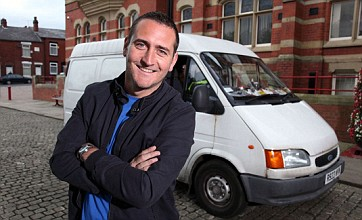 White Van Man star Will Mellor: What I'm watching on TV