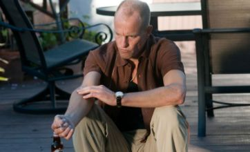 Woody Harrelson is utterly riveting as a bad cop in crime thriller Rampart
