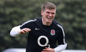 Owen Farrell relishing chance to take charge at No.10 for England