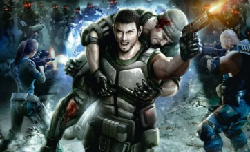 Binary Domain review – gears of robots
