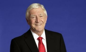 Michael Parkinson to make talkshow comeback on Sky Arts