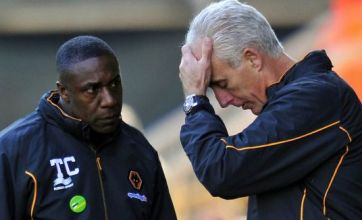 Wolves resort to Terry Connor as manager after numerous snubs