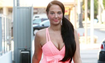 Tulisa to go solo at Wireless Festival as Nicki Minaj and Pitbull are confirmed