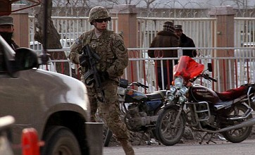 Nato commander recalls all personnel from Afghan ministries after shooting