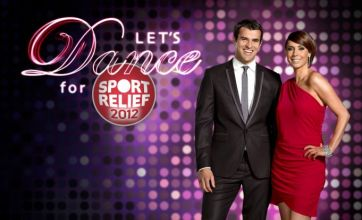 Let's Dance For Sport Relief live blog: 25th February, 2012