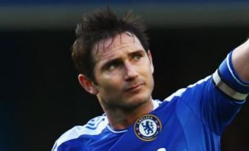 Frank Lampard emotional after Chelsea fans show support
