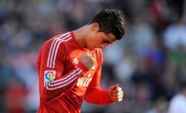 Cristiano Ronaldo's cheeky back heel secures vital win for Real Madrid