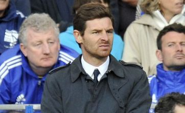 Andre Villas-Boas admits he could be sacked as Chelsea boss