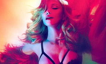 Madonna strips off for Girl Gone Wild cover as forced name change denied