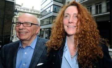 Rupert Murdoch rides to Rebekah Brooks' rescue over 'horse-gate'
