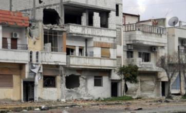 China calls for immediate ceasefire in Syria