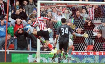 Kenny Dalglish bemoans Liverpool's bad luck at Sunderland