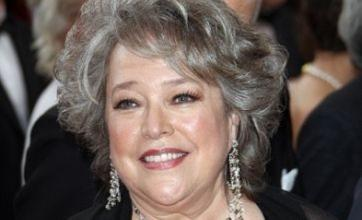 Kathy Bates to play Charlie Sheen's ghost in Two And A Half Men