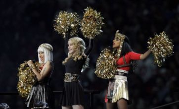M.I.A. uses Twitter to apologise to Madonna over Super Bowl show