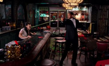 Men In Black 3 trailer: Will Smith and Tommy Lee Jones back to save Earth