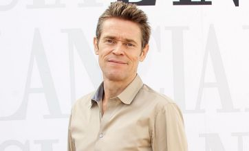 Willem Dafoe: I speared myself doing a knife dance on stage once