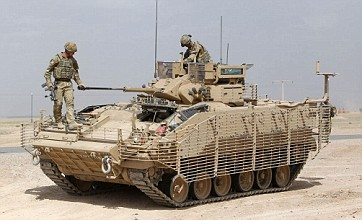 Six UK soldiers feared dead after explosion in southern Afghanistan