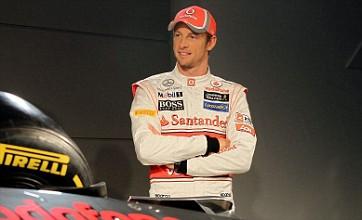Jenson Button named as Sebastian Vettel's main F1 title rival by Red Bull