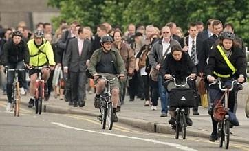 Helmets 'useless' in major bike accidents, says new study