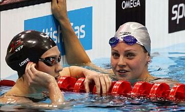 Ellen Gandy and Jemma Lowe secure London 2012 places