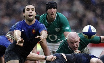 France make changes at half-back for Six Nations clash with England