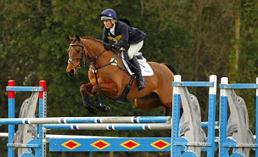 Zara Phillips keeps London Olympic hopes alive with winning start